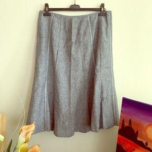 Conrad C Midi Skirt